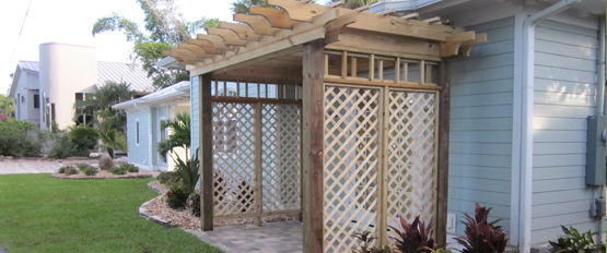 Pergolas and Arbors