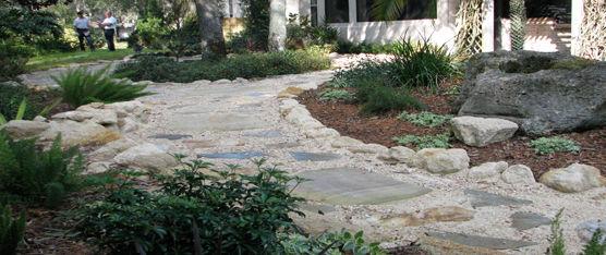 Stone Pathways Melbourne